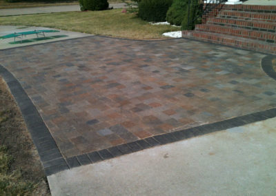 ADJ Landscaping Services - Landscape Gallery Walkway