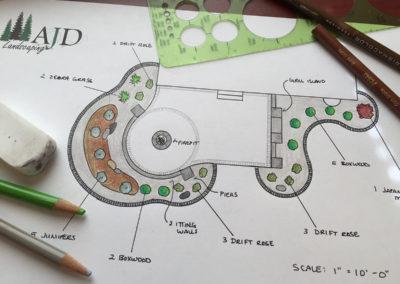 AJD Landscaping - Collinsville, IL - Landscape Mockup