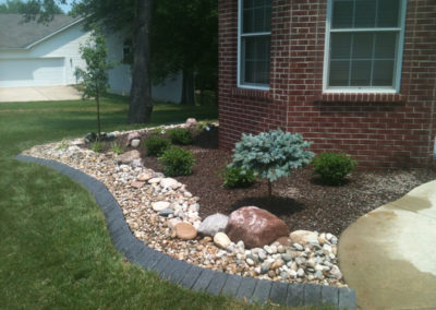 ADJ Landscaping Services - Rock Landscaping