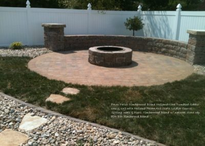 ADJ Landscaping Services - Outdoor Fire Pit