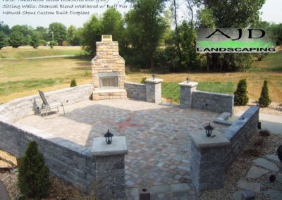 ADJ Landscaping Services - Outdoor Living Space