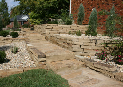 AJD Landscaping Retaining Walls