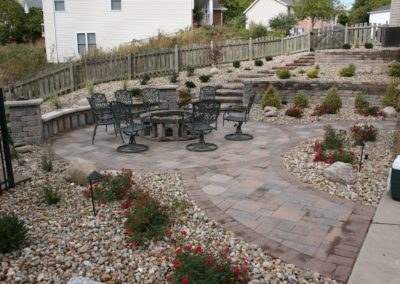 ADJ Landscaping Services - Paver Patio